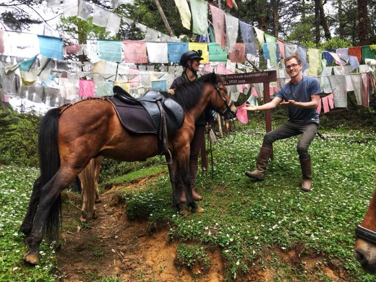 Bhutan Horse Riding Adventure and Equestrian Holiday