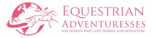 Logo for Equestrian Adventuresses