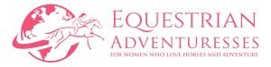 Logo for Equestrian Adventuresses
